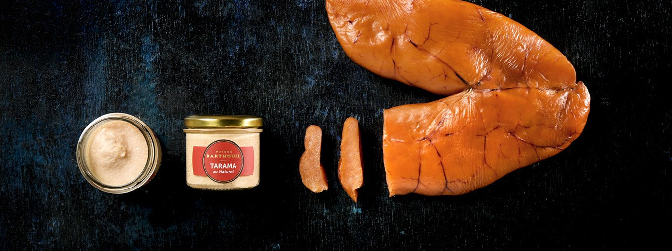 Un tarama comme à la maison   produit artisanal   Maison Barthouil